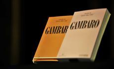 La edición de la obra teatral de Griselda Gambaro compuesta por cuatro tomos para las bibliotecas populares