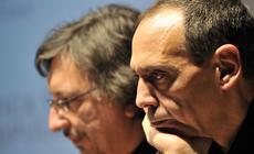 Rafael Courtoise en el diálogo abierto con escritores de Iberoamérica
