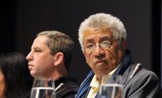 José Manlio Argueta en el diálogo abierto con escritores de Iberoamérica
