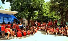 Bibliomovil - Club Argentinos Juniors