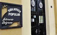 Biblioteca Popular Literaria Belgrano