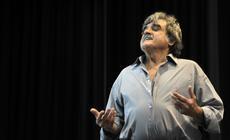 """Lito Cruz en la Obra """"Sueños de Milonguero"""" en la Biblioteca Popular Alvaro Flores Estrada"""